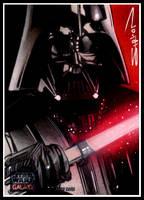 Star Wars Galaxy 7 AP 1 Vader by RandySiplon