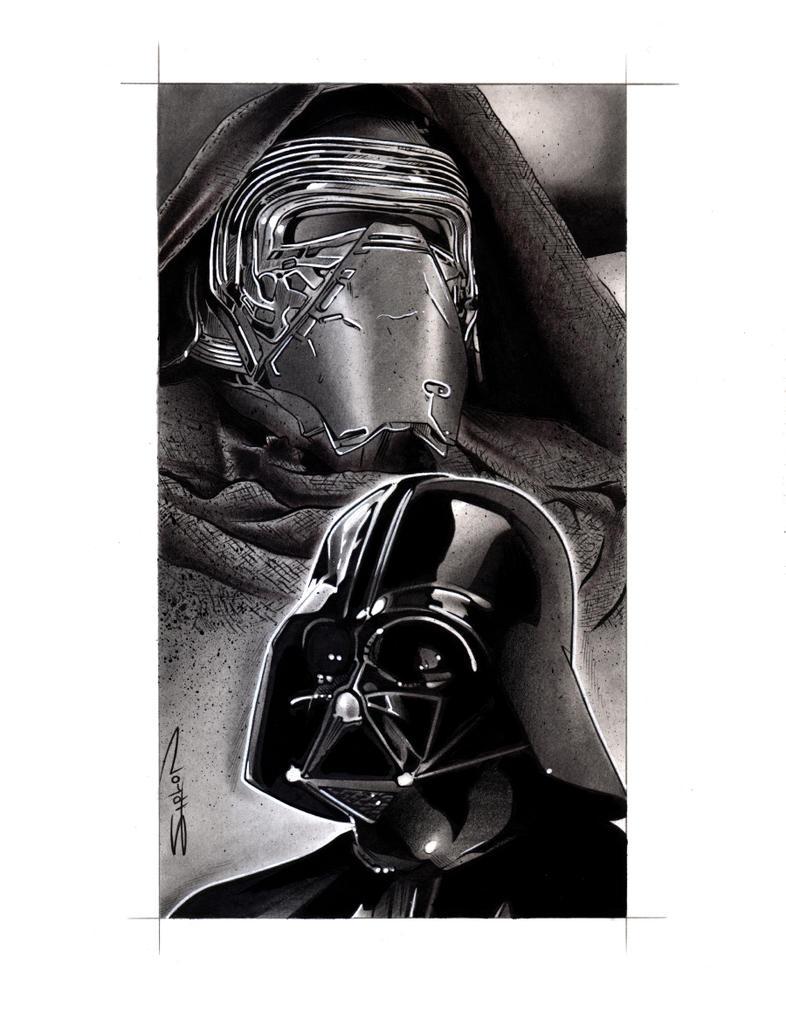 The Dark Side by RandySiplon
