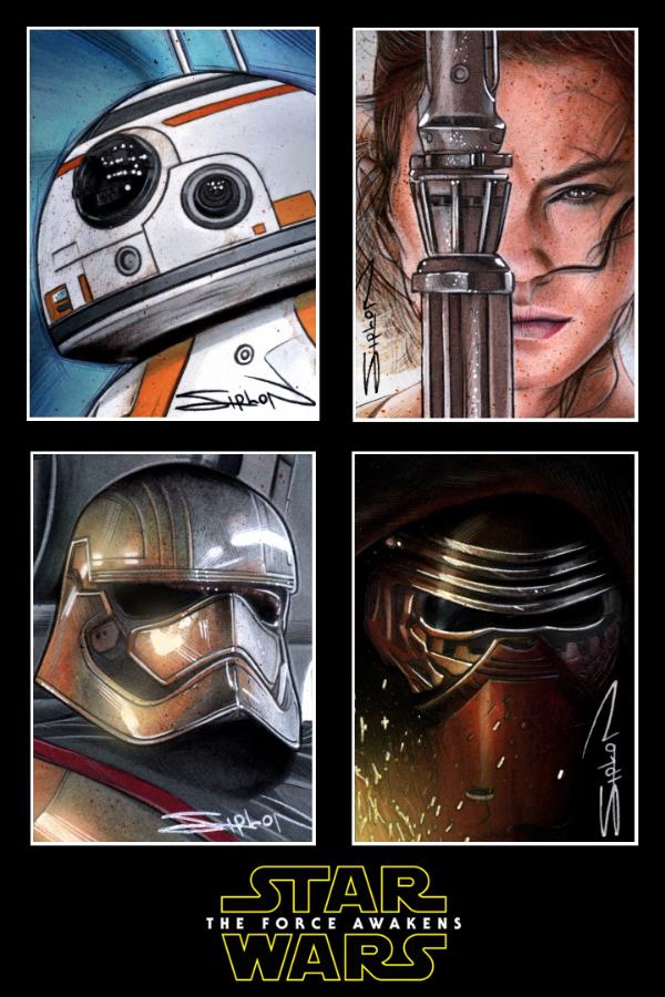 Force Awakens by RandySiplon