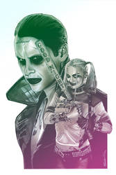 Joker Harley by RandySiplon