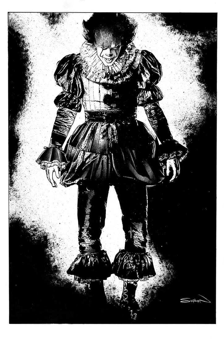 Pennywise the Dancing Clown by RandySiplon