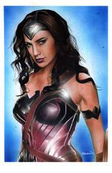 Wonder Woman 2018 by RandySiplon