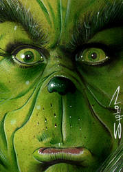 The Grinch by RandySiplon