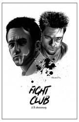 Fight Club by RandySiplon