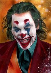 Joker 2019 by RandySiplon