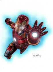 Iron Man Color