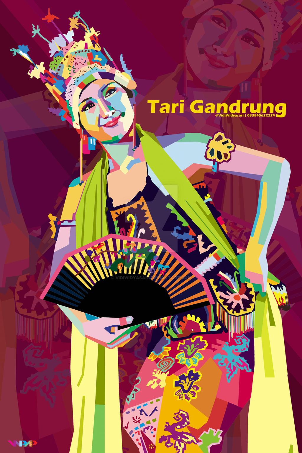 Tari Gandrung Banyuwangi, Indonesia versi 2