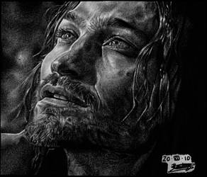 Andy Whitfield -SPARTACUS 1-