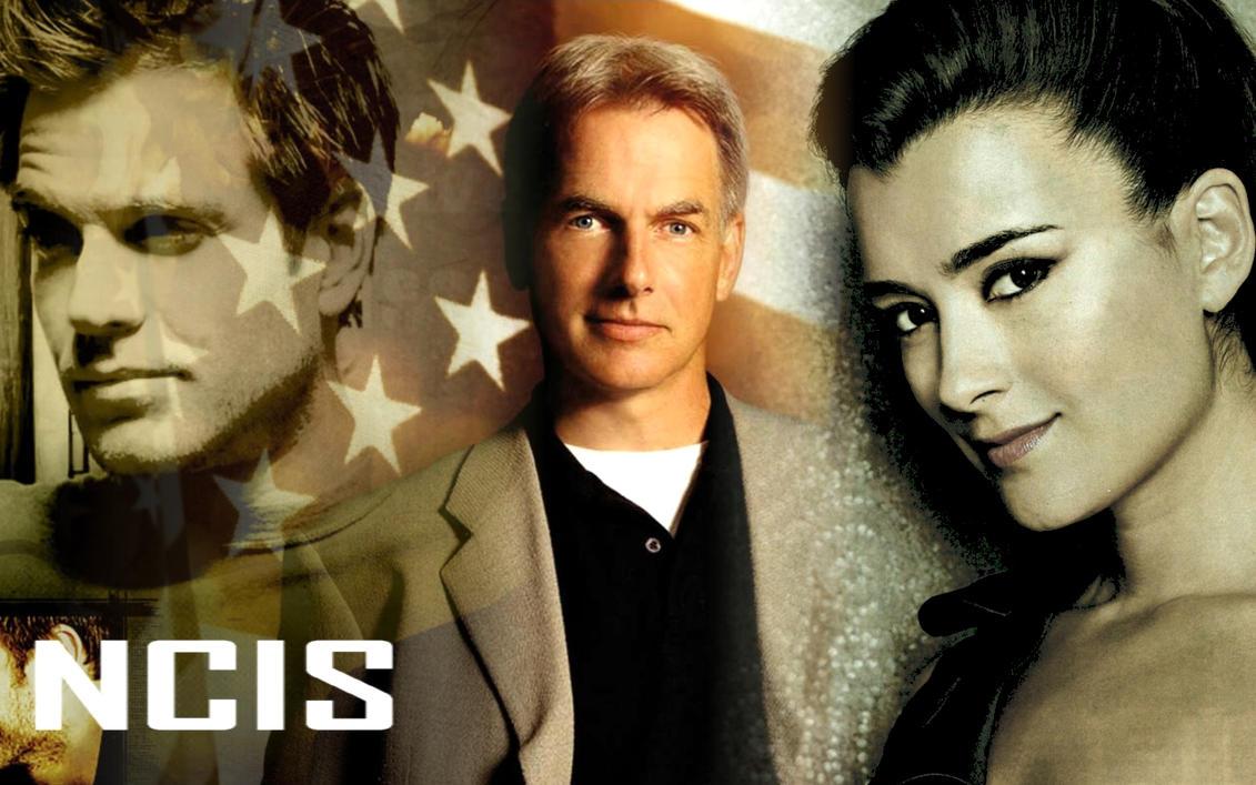 Tony, Gibbs, Ziva - vlajka