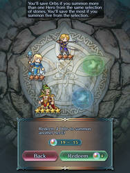 the summoning gods are on my side today!!