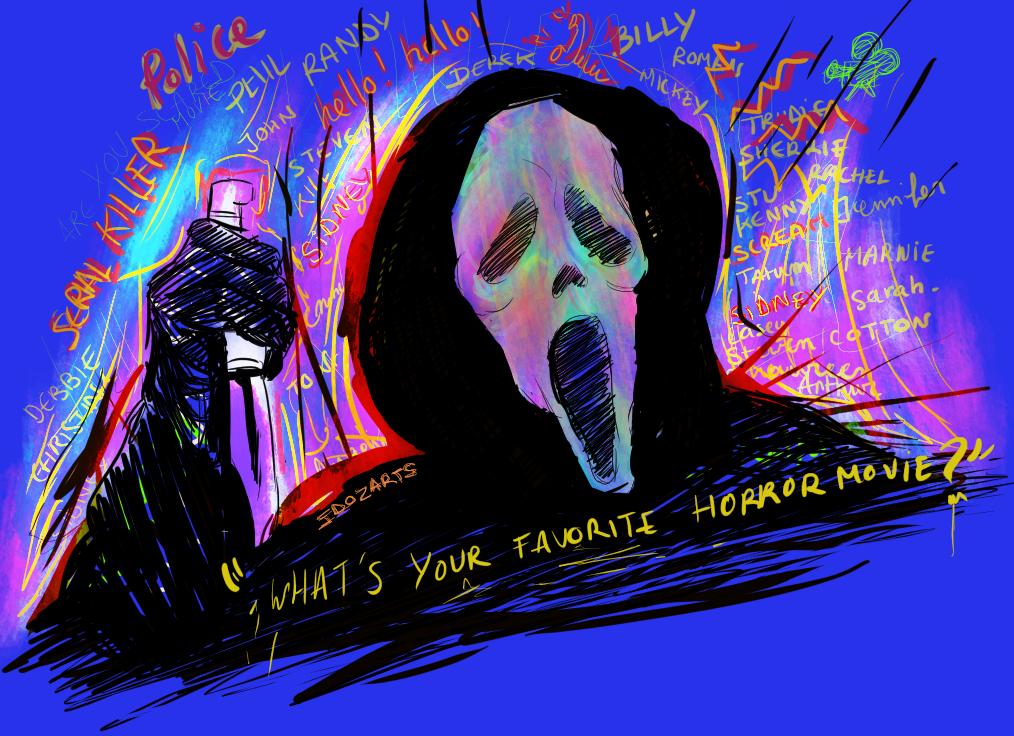 Scream4 by doz67
