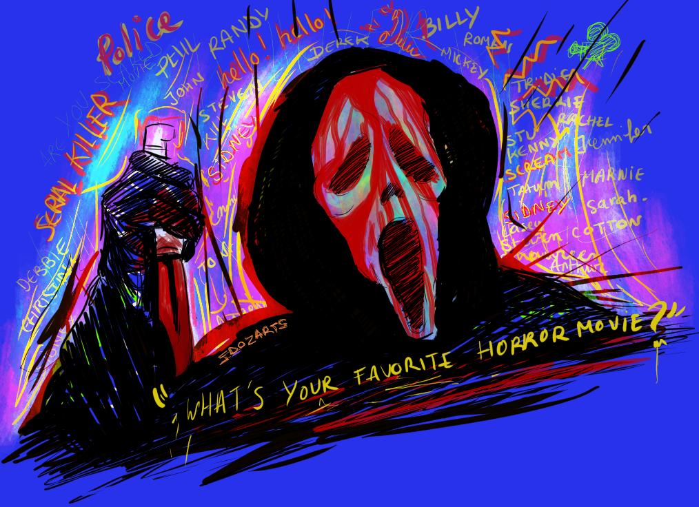 Scream5 by doz67