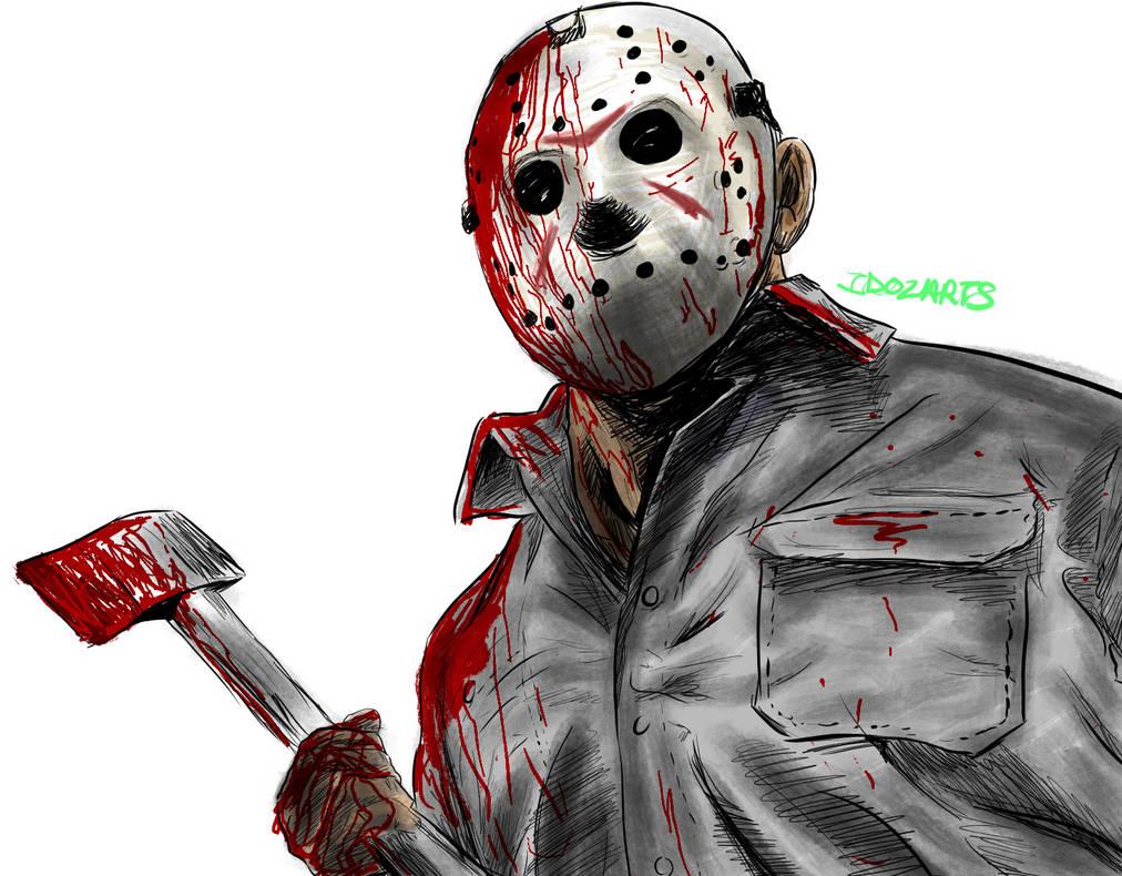 Jason , good boy ! by doz67