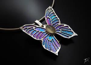 Titanium Butterfly