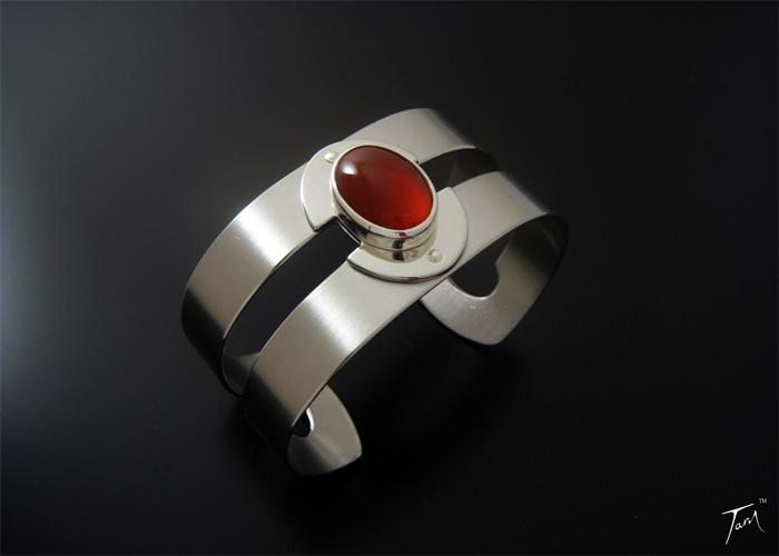 Cuff Bracelet by tdgdeviant