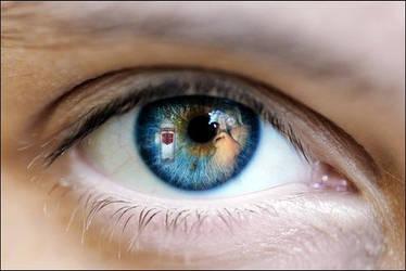 inside a mans eye by qwerty5678