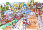 sonic generations contest entry colored by sonicart101
