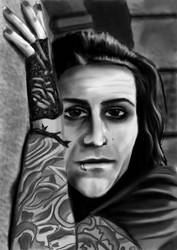 Davey Havok by BleedingHearts37
