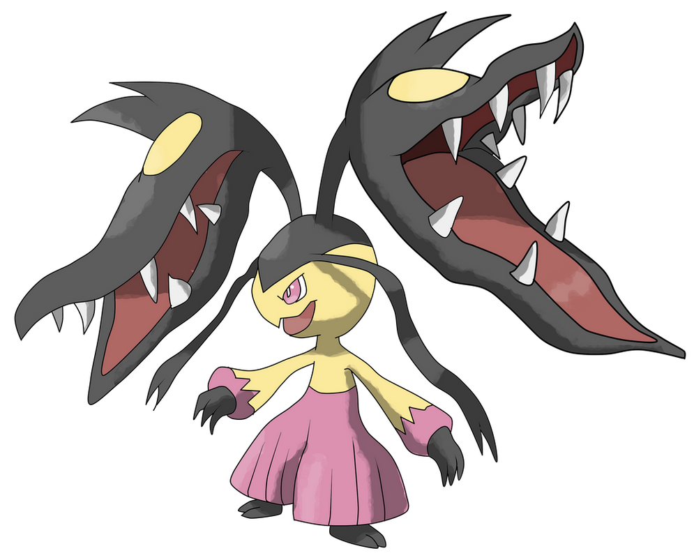 Mega mawile by theangryaron on deviantart - Pokemon y mega evolution ...