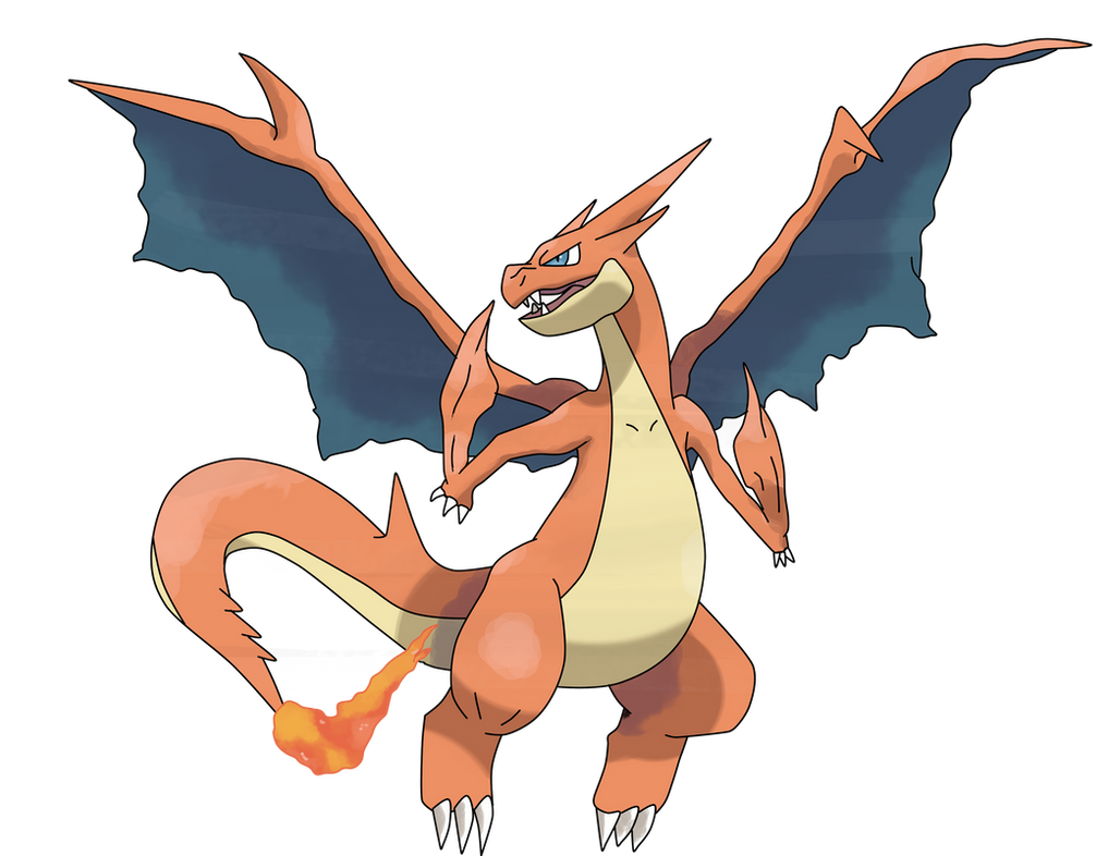 Mega Charizard Y by TheAngryAron on DeviantArt