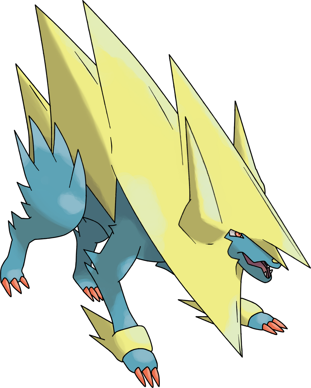 pokemon manectric evolution chart wwwimgkidcom the