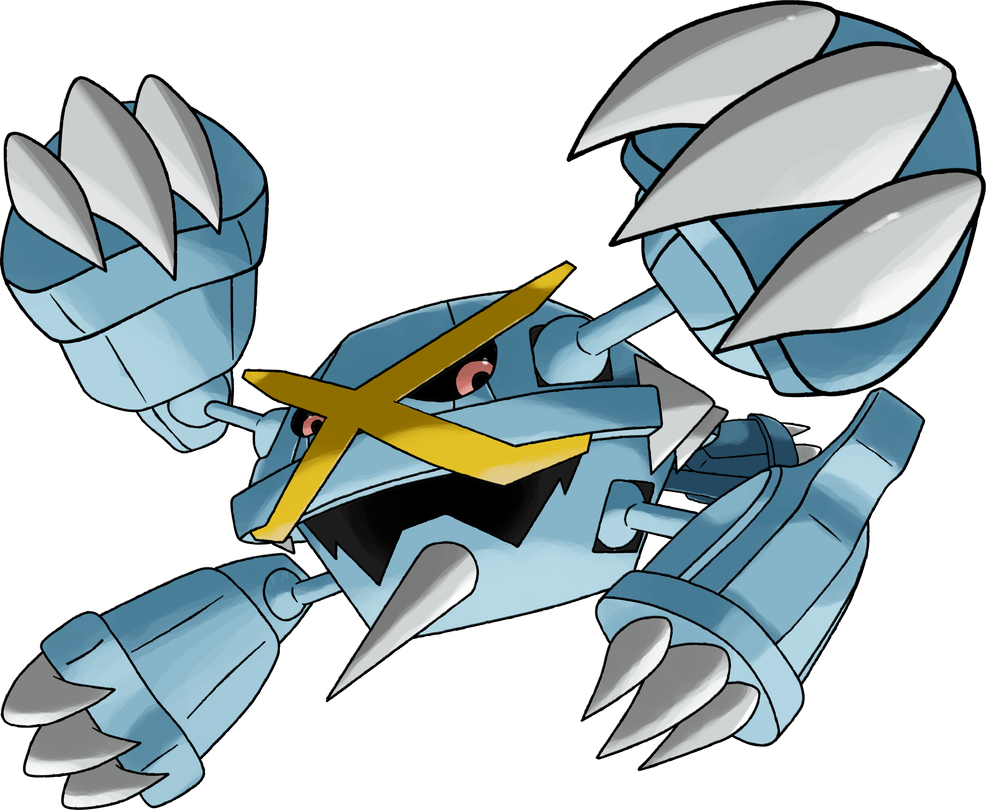 Mega Metagross by TheAngryAron on DeviantArt Wailord Pokemon