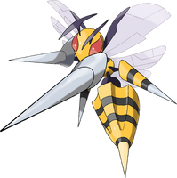 Mega Beedrill by TheAngryAron