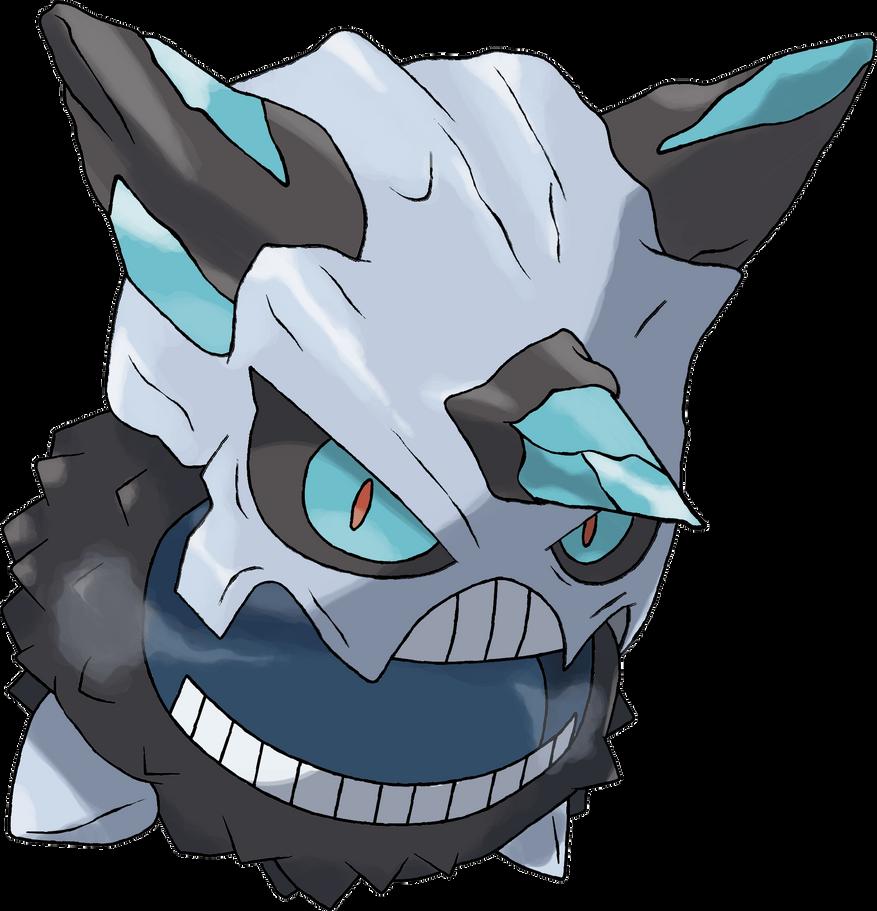 Mega Glalie Pokemon Images | Pokemon Images