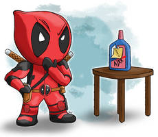 Deadpool - Say my Name? by TheAngryAron