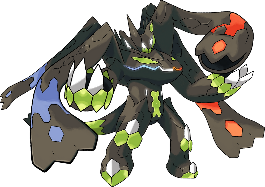 zygarde complete forme day 31 by theangryaron on deviantart