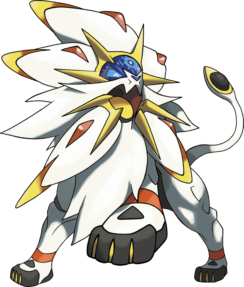 Solgaleo Pokemon Sun Legendary 608414790