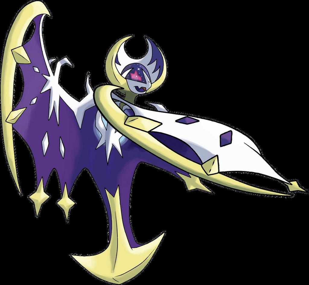 Lunaala Pokemon Moon Legendary 608572872