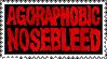 Agoraphobic Stamp by WhiteBoneDemon