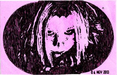 Murderous Eyes by WhiteBoneDemon