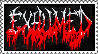 Exhumed 1992 logo -stamp- by WhiteBoneDemon