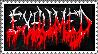 Exhumed 1992 logo -stamp- by WhiteBoneDemon