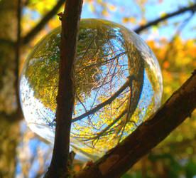 Glass Orb Experimentation