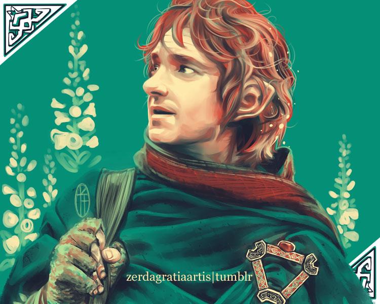 Bilbo palette meme by zerda-vulpes