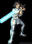 Jedi Leia