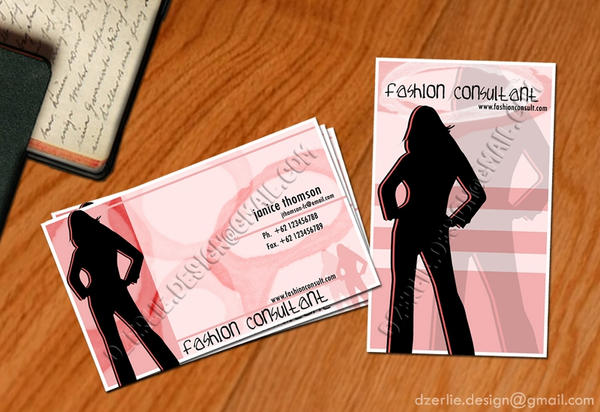Fashion consultant by dzerliedesign on deviantart Fashion design consultant