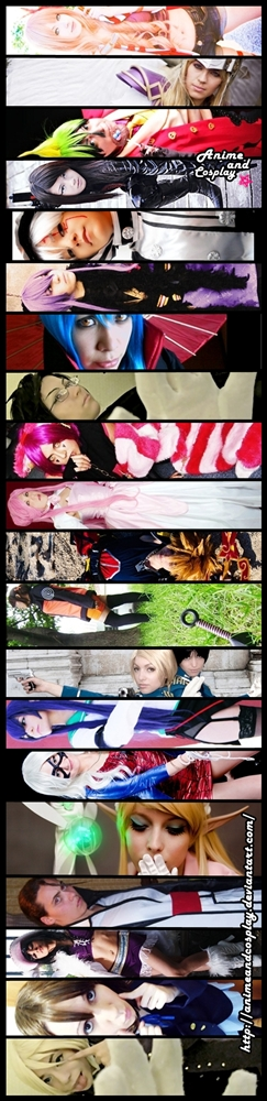 WELCOME TO AnimeandCosplay by AnimeandCosplay-DA