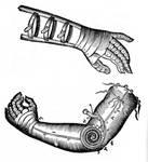 STEAMPUNK ARMS ?