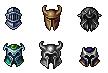 [VX/Ace/XP] Cascos Helmets___spriteart_by_anevis-d5h2twp
