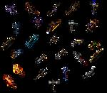 Weapons dump #1