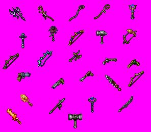[VX/Ace] Armas variadas y esparcidas Weapons_dump__1_by_anevis-d5lppve