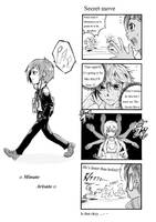 Persona3 :4Koma page 1 by ClassicTime