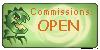 Dino comm open by Bellisaurus
