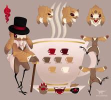 C: Gentlemans Tea Time