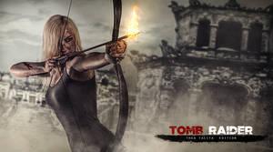 TOMB RAIDER by yjoda