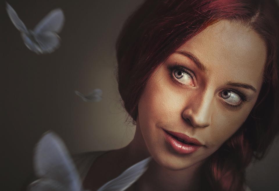 Butterfly by yjoda
